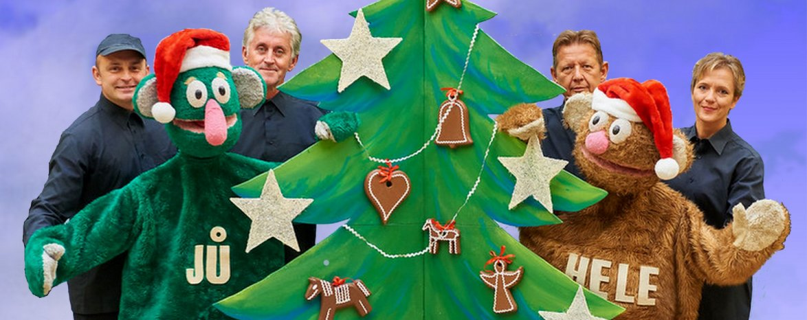 Vánoční čas - Loutková revue