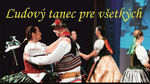 Ľudový tanec pre všetkých