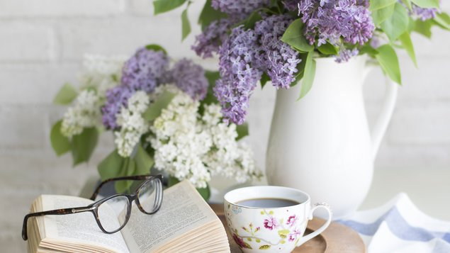 Posezení s kávičkou v Městské knihovně