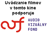 Uvádzanie filmov AVF