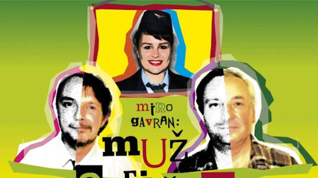 Divadlo na hambálku - MUŽ MOJEJ ŽENY (režim ZÁKLAD)