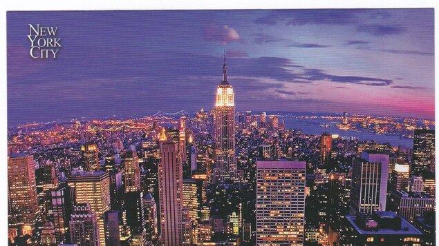 Nebojte se NEW YORKU! - ZRUŠENO