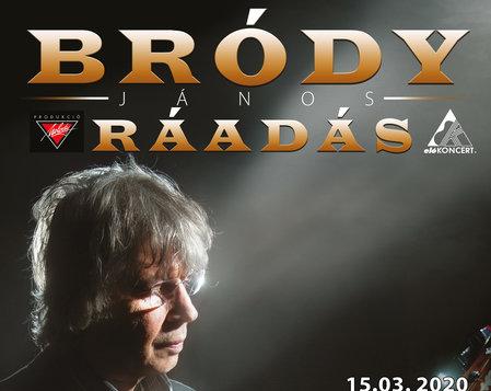 Bródy János: Ráadás (koncert)
