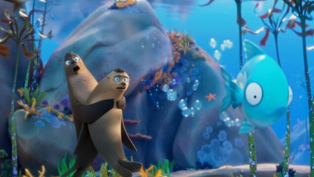 KINO PRO DĚTI: SEAL TEAM: Pár správných tuleňů