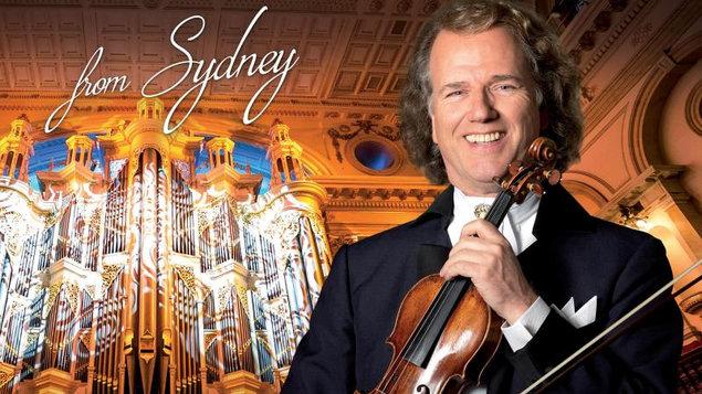 André Rieu - koncert ze Sydney