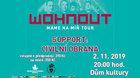 Koncert Wohnout a Civilní Obrana