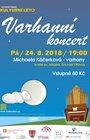 VARHANNÍ KONCERT V KOSTELE - Vltavotýnské kulturní léto