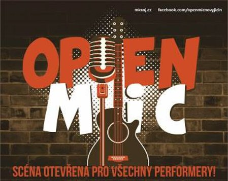 Open Mic – říjen