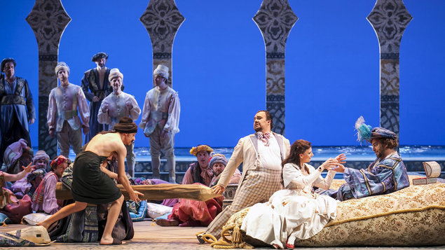 Italka v Alžíru (živě z Gran Teatre del Liceu, Barcelona)