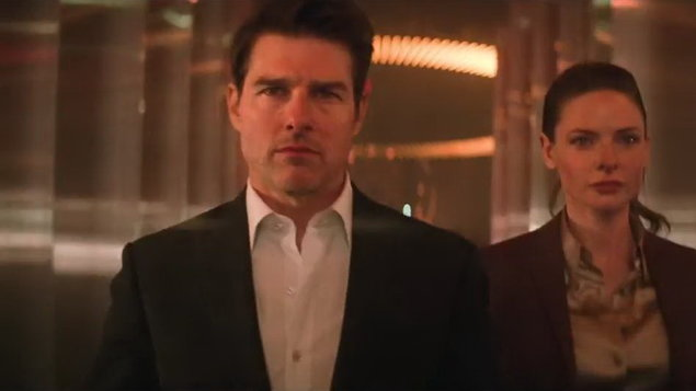 Mission: Impossible - Fallout (letní kino)