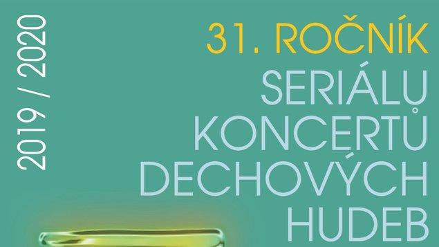 31. ročník Seriálu koncertů dechových hudeb - Krásinka a Dubňanka