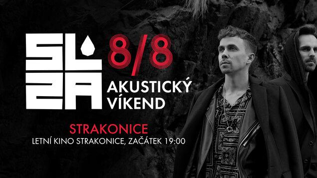 Slza-akustický koncert-Strakonice