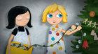 Dětské - Mimi & Líza: Záhada vánočního světla