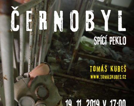 Cestovatelská přednáška - Černobyl - Tomáš Kubeš