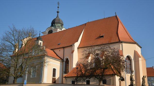 Kostel sv. Jakuba - komentovaná prohládka s historikem umění Janem Ivanegou