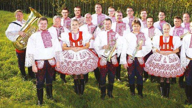 31. ročník Seriálu koncertů dechových hudeb - Mistříňanka
