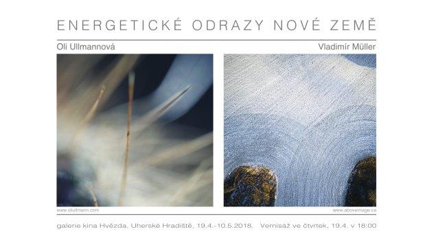 Energetické odrazy Nové Země (Oli Ullmanová, Vladimír Müller)