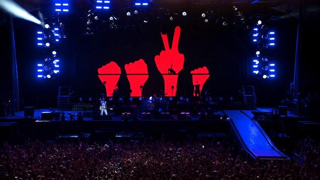 Depeche Mode: SPIRITS in the Forest - Kino Centrum Ži(v)je