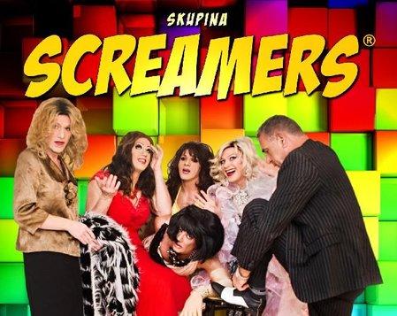 Screamers - Představení ZRUŠENO (vstupné bude vráceno)