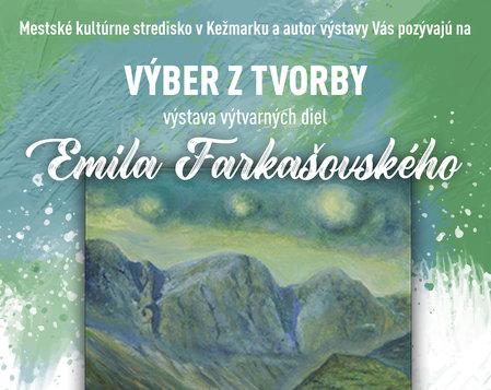 4b2479126 VÝBER Z TVORBY - Emila Farkašovského – program a vstupenky online ...
