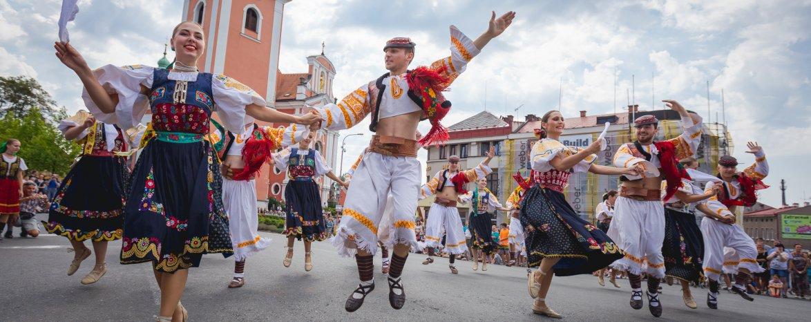 65. Mezinárodní folklorní festival Červený Kostelec