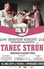Tanec strún - benefičný koncert