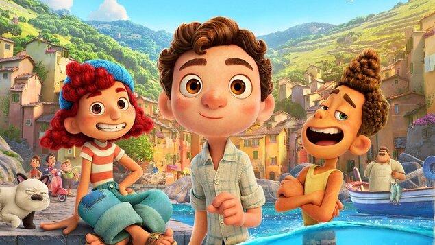 Luca - Vstupné pro děti a mládež