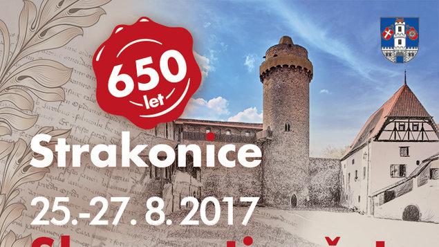 Slavnosti města Strakonice - 650 let