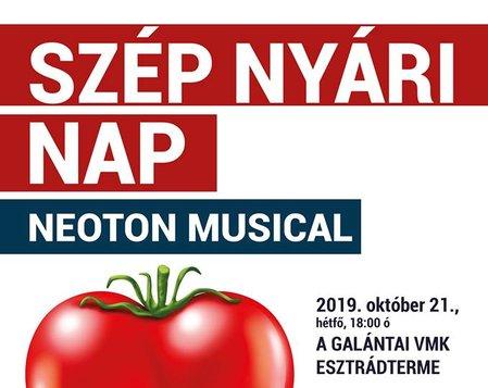 SZÉP NYÁRI NAP - NEOTON MUSICAL