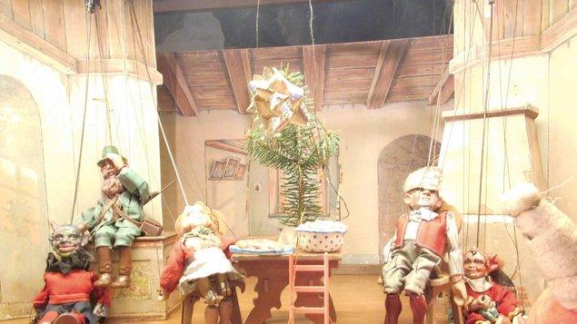 Jak Kašpárek zachránil Vánoce