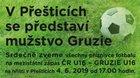 ČR U16 - Gruzie U16 - fotbal