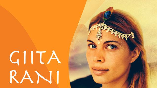 Giita Rani + premiéra filmu Mantra