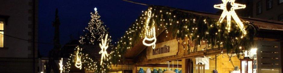 Vánoční trhy Olomouc, Svatý Kopeček