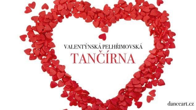 Valentýnská Pelhřimovská tančírna