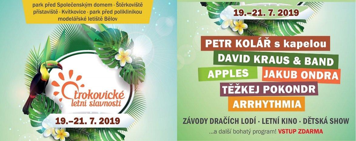 Otrokovické letní slavnosti 2019 / neděle