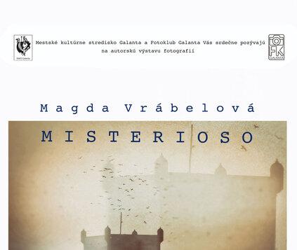 Magda Vrábelová - MISTERIOSO