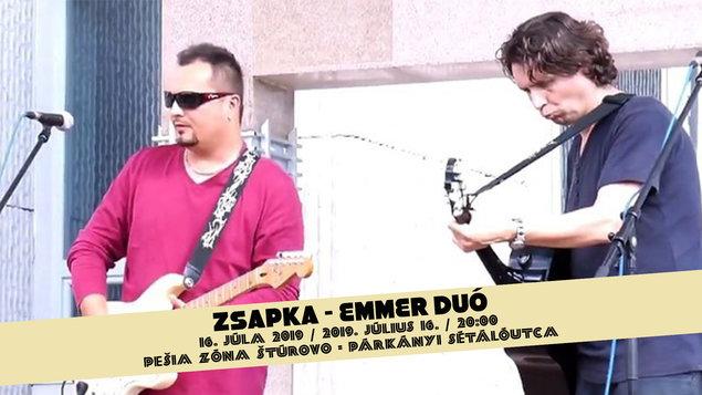 Zsapka - Emmer Duó, 16.07.2019
