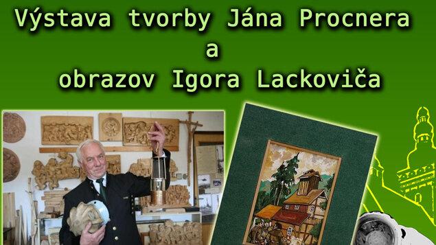 Z tvorby Jána Procnera a Igora Lackoviča