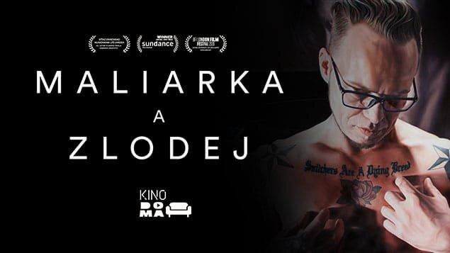 MALIARKA A ZLODEJ - filmklub K4