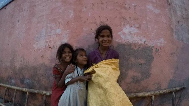 Jánošík na úteku: India