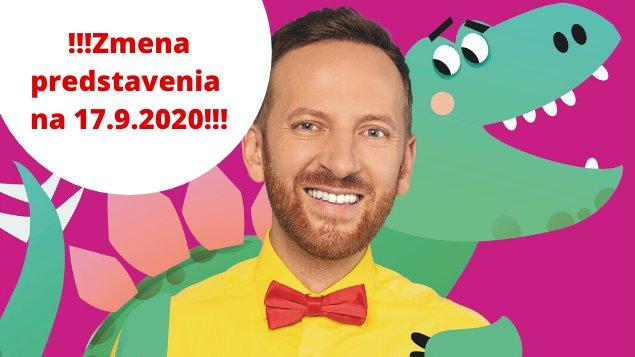 Miro Jaroš - Ťuki tour 2020
