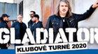 Gladiátor - klubové turné