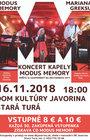 Koncert: Modus Memory
