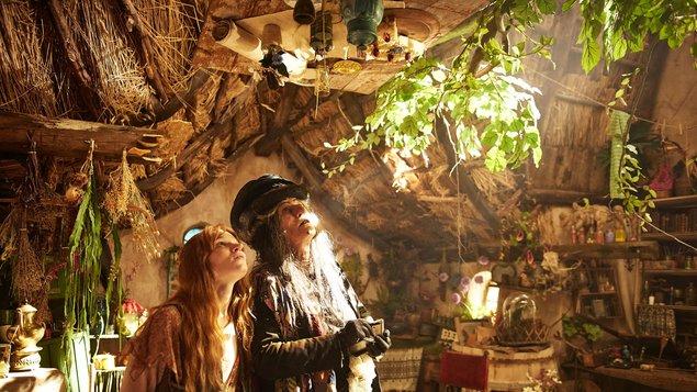 Malá čarodějnice – školní družiny