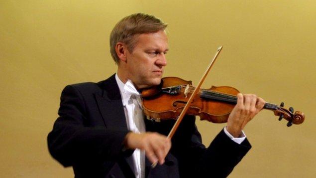 Sólo pro houslistu Miroslava Vilímce