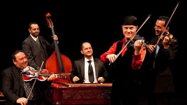 Pavel Šporcl & Gipsy Way Ensemble ~ Gipsy fire ~ přeloženo na 16.12.