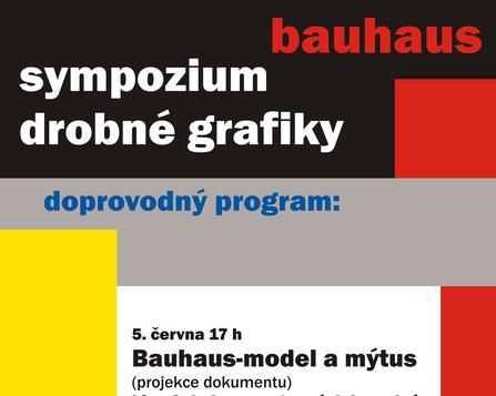 BAUHAUS - model a mýtus