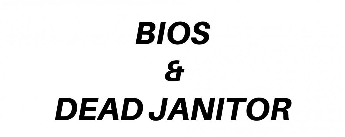 Koncert BIOS & Dead Janitor   V KINOSÁLE