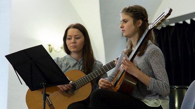 I. Absolventský koncert žáků ZUŠ