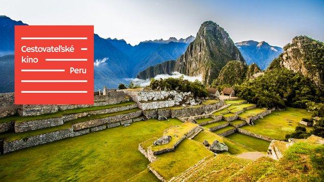 Cestovateľské kino: Peru